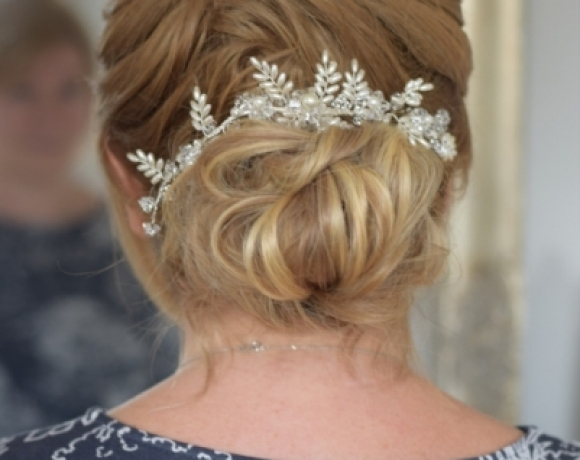 Hair-Up-chignon-style